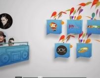 Karnaval Infographics