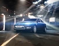 Ford 2. El Mondeo-Focus
