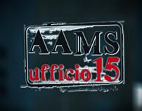 MOTIONGRAPHICS: AAMS ufficio 15 - Intro Clip