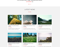 Viteeo - Responsive Business Theme