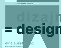 dizajn = design