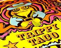 Trippy Taco menu
