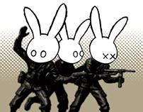 War is like Hunting