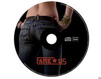 FAME US - Album cover - 2013