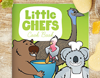 Little Chefs Cookbook