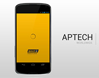 A Mobile Application for Aptech Worldwide.