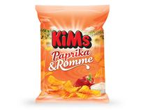 Kims Paprika & Rømme