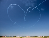 Wings of Parma. Airshow