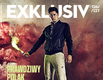 Robert Lewandowski NIKE / Exklusiv