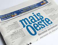 Jornal 'Mais Oeste'