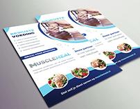 Flyer - Musclemeal