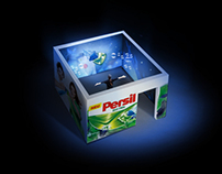 Interactive Cube for Persil Duo Caps