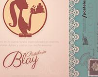 PASTELERIA BLAY // Brand work