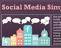 Social Media Marketing Simplified [infographic]