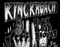 Silver brand ' King kroach ' collaboration.