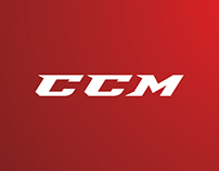 CCM Hockey Logo &              Brand Standards