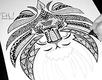 WIP/Illustrations Art Process