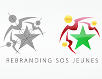 Rebranding | Sos Jeunes