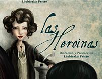 """Concept Art  """"Las Heroinas"""""""