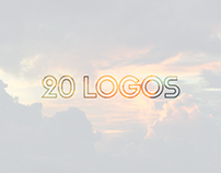 Collection of 20 Unique Logos