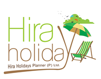 Hira Holiday logo and leaflet design for OTM