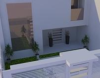 House remodeling [3d models]