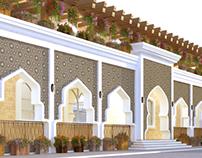Proposed VIP Guest Villa Refurbishment