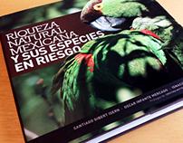 RIQUEZA NATURAL MEXICANA BOOK