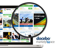 The New Docebo E-Learning Courses Marketplace (wip)