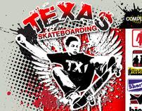 Skater Websites