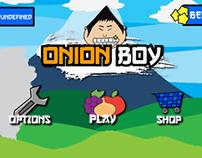 iOS Game OnionBoy