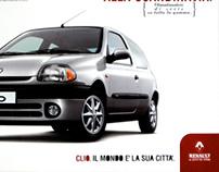 Clio - One world, one car