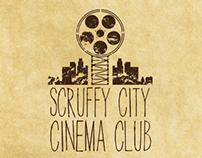 Scruffy City Cinema Club logo