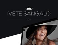Ivete Sangalo Site 2013