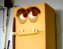Monstrous puppets
