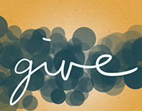 Branding & Identity | Give
