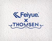 Feiyue x Thomsen