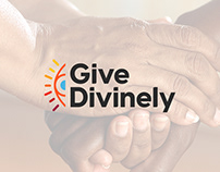 Give Divinely - Brand Identity