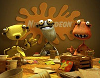Nickelodeon/Aardman The Presentators