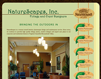 Nature Scapes website