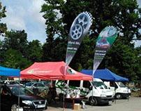Flags butterflywings for tym-motorsport