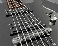 3D Guitars
