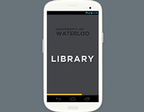 Library Application Design