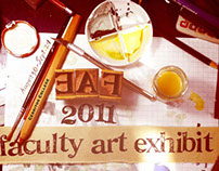 2011 Cerritos College Faculty Art Exhibit Catalog