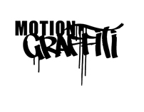 Motion Graphic + Graffiti = Motion Graffiti