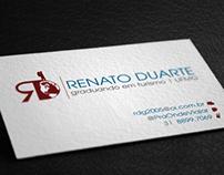 Renato - Cartão de visita