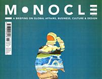 Monocle Magazine Cover Redesign