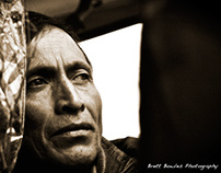 Beautiful Indigenous Man