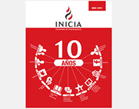 INICIA Annual Report - 10th anniversary