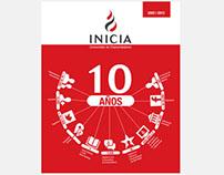 INICIA Annual Report - 10th anniversary